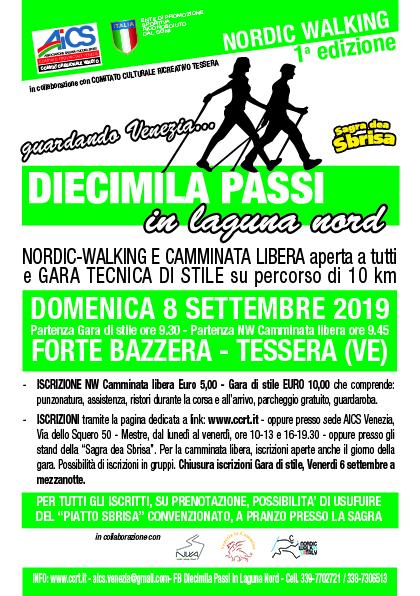 Nordic Walking Vicenza Calendario.Nordic Walking Mestre